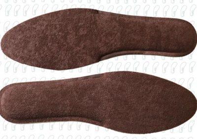 Plantillas para calzado café de planticonfort
